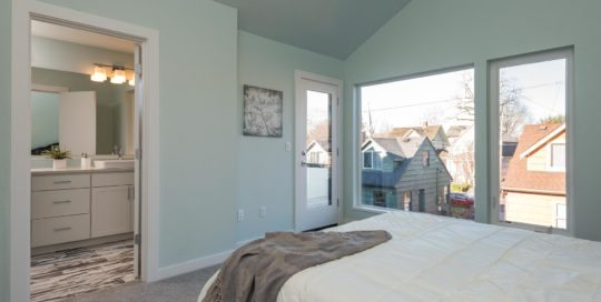 60 NE Graham Portland master bedroom