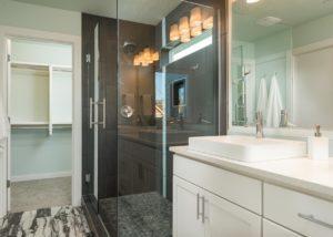 60 NE Graham Portland master bath tile shower + floor