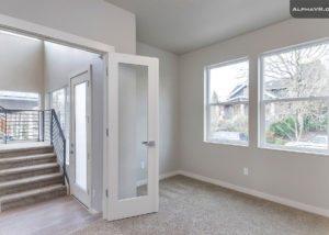2669 SE Francis-Portland-97202 main floor bedroom/office